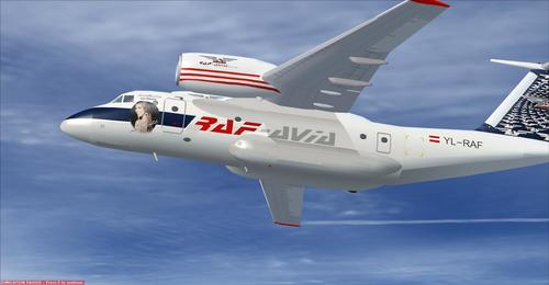 Antonov 72-74 package FSX & P3D